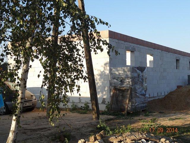 Postępy w budowie nowego skrzydła Ośrodka