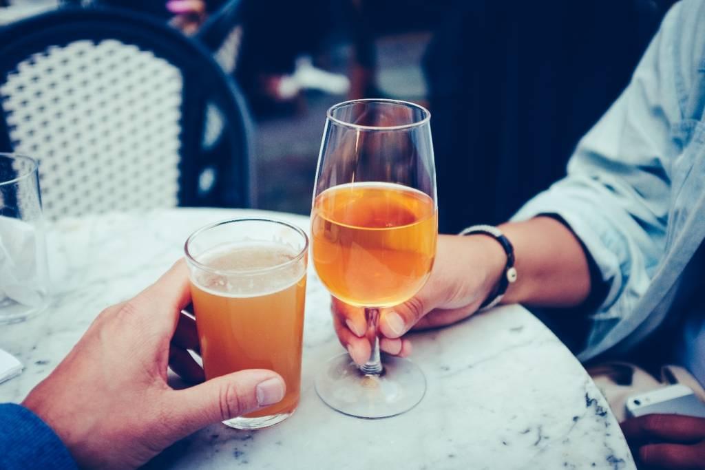 Biała gorączka – gdy alkoholik przestaje pić…