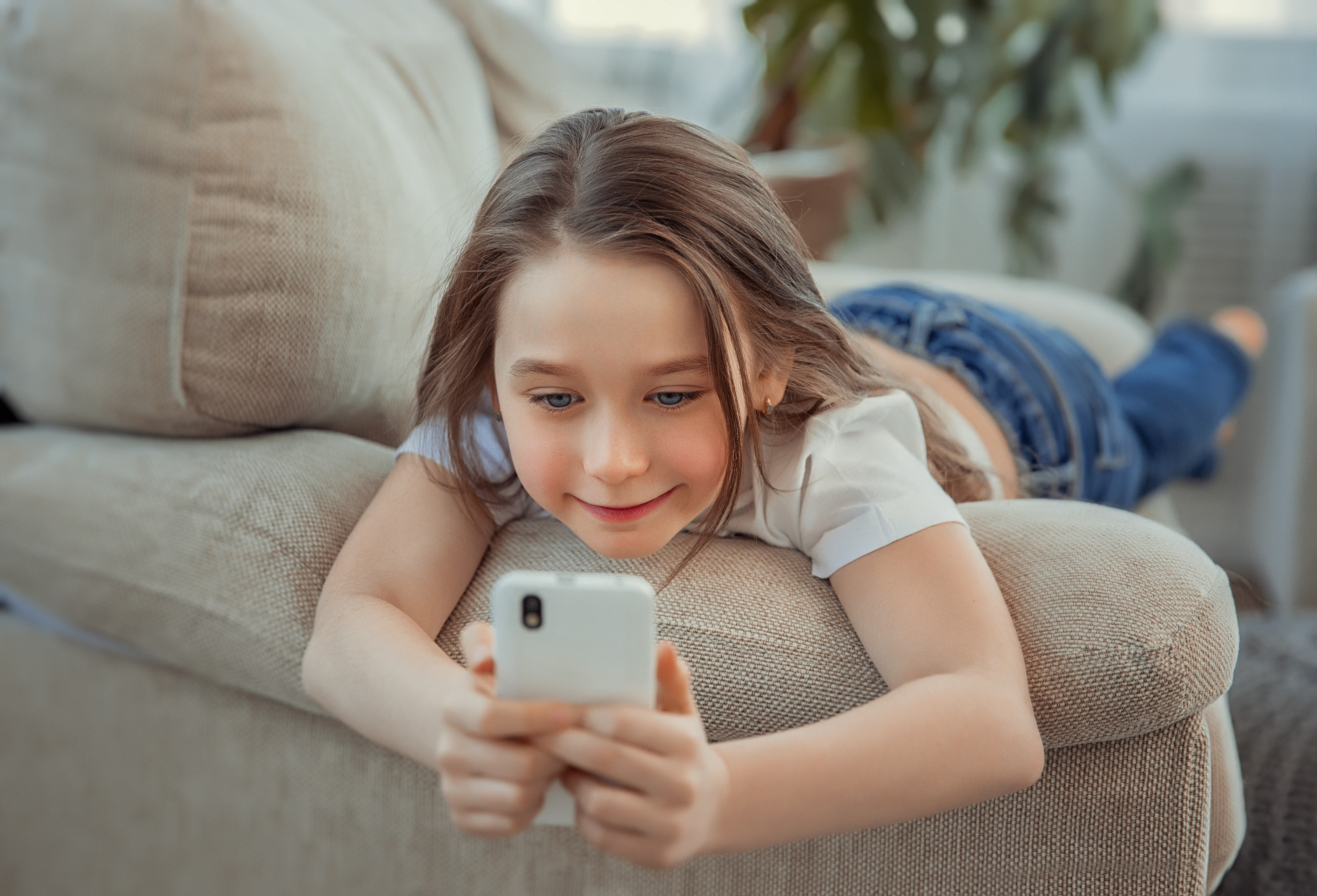 Objawy uzależnienia od telefonu komórkowego u najmłodszych